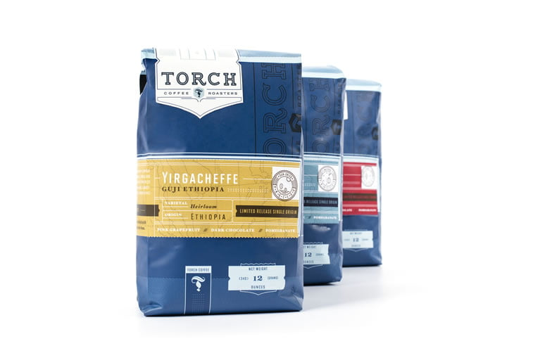 coffee packaging torch 2