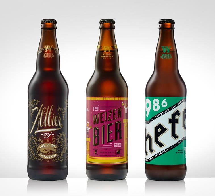 craft beer label design 1