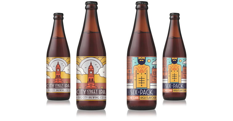 craft beer label design 18
