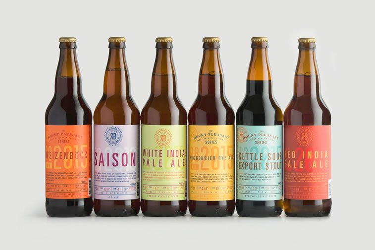 craft beer label design 20