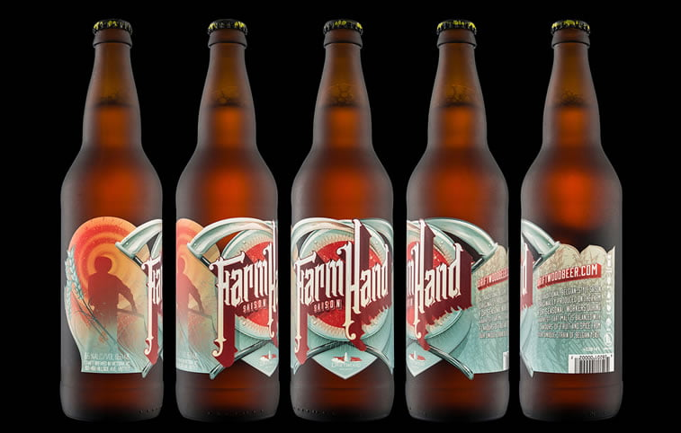 craft beer label design 39