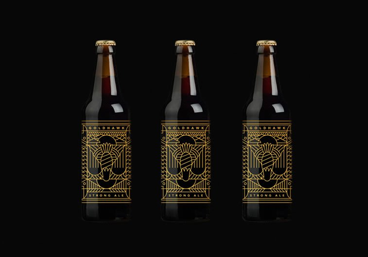 craft beer label design 41