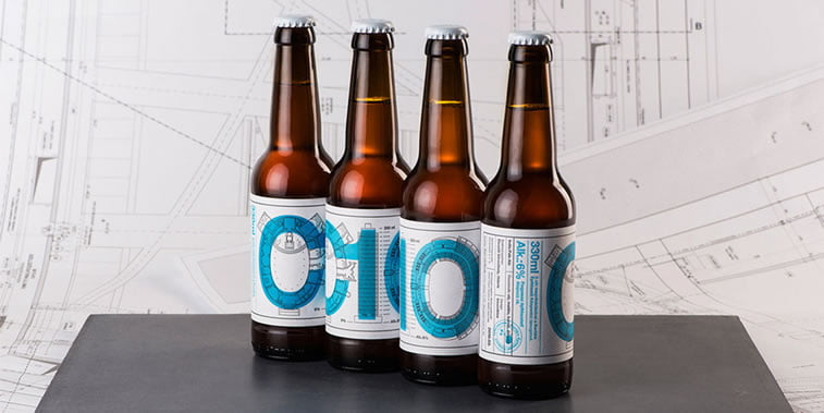 craft beer label design 5