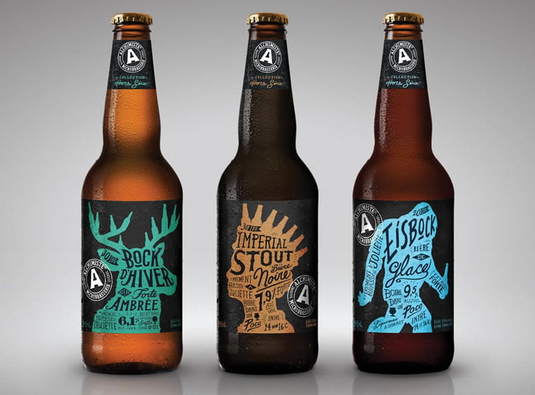 craft beer label design 8