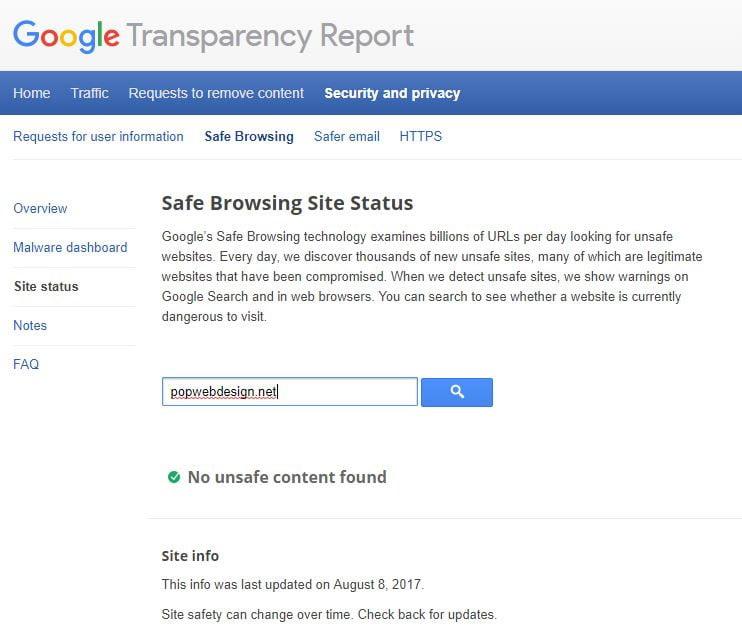 Kako da otkrijete da vam je vebsajt hakovan 1