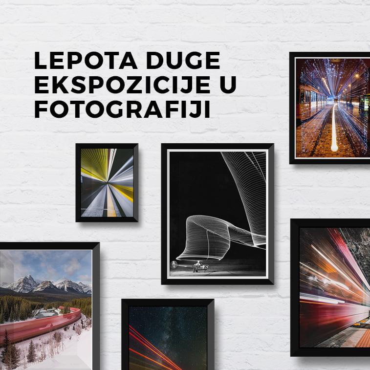 Lepota duge ekspozicije u fotografiji