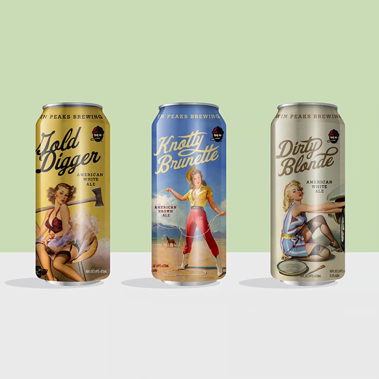 Limenke za pivo: dobri primeri kreativnog dizajna ambalaže