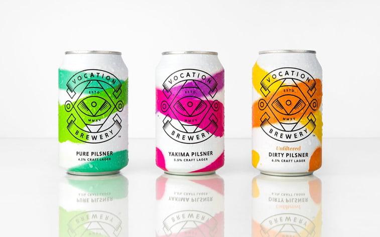 Limenke za pivo: dobri primeri kreativnog dizajna ambalaže 1