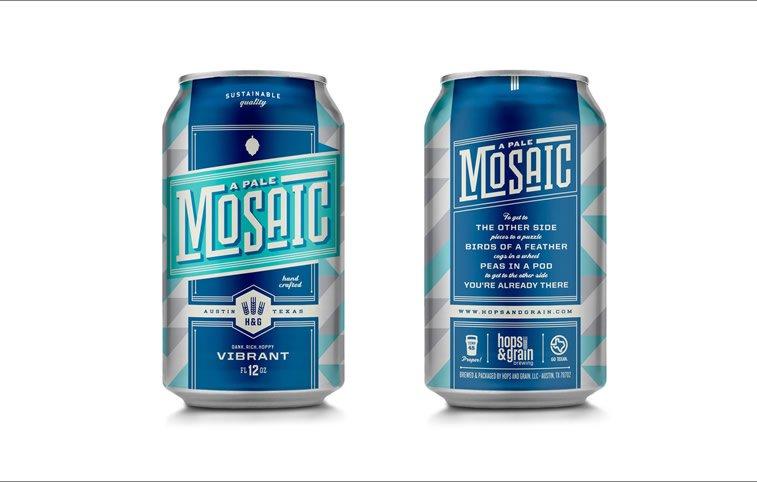 Limenke za pivo: dobri primeri kreativnog dizajna ambalaže 11