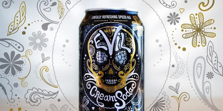 Limenke za pivo: dobri primeri kreativnog dizajna ambalaže 14