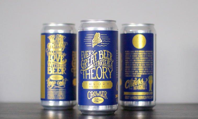 Limenke za pivo: dobri primeri kreativnog dizajna ambalaže 15