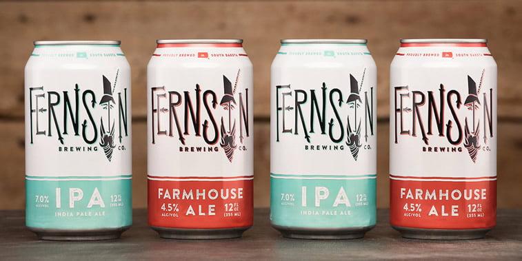 Limenke za pivo: dobri primeri kreativnog dizajna ambalaže 18