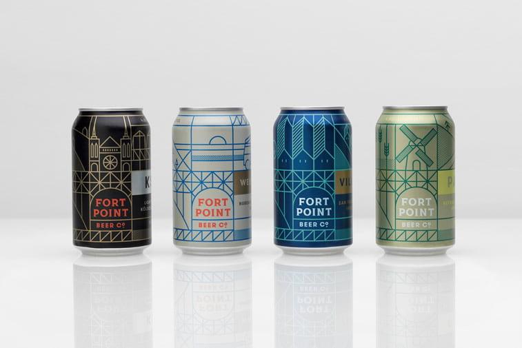 Limenke za pivo: dobri primeri kreativnog dizajna ambalaže 4