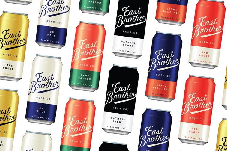 Limenke za pivo: dobri primeri kreativnog dizajna ambalaže 6