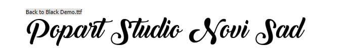 10 free script fonts (autumn 2017) 7