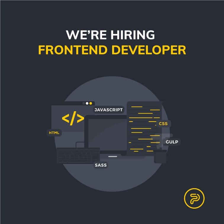 Potreban Front-end developer