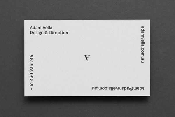 Dobri primeri kreativnog dizajna vizit karti 20