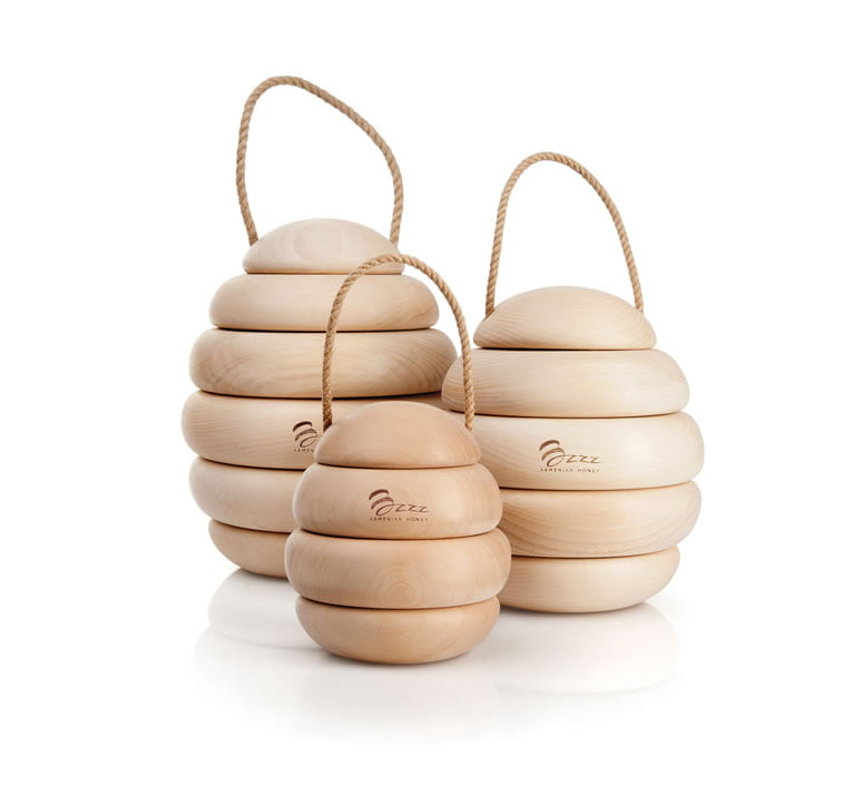 honey packaging design beautiful inspiration 10