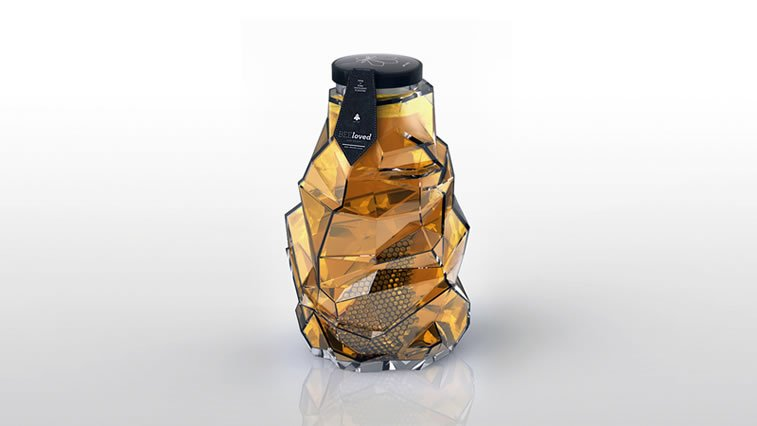 honey packaging design beautiful inspiration 12
