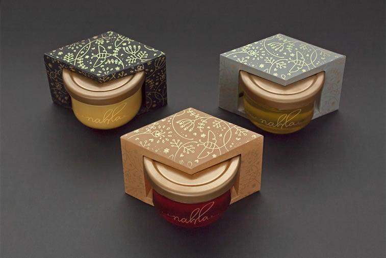 honey packaging design beautiful inspiration 19