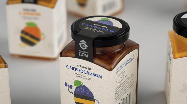 honey packaging design beautiful inspiration 20