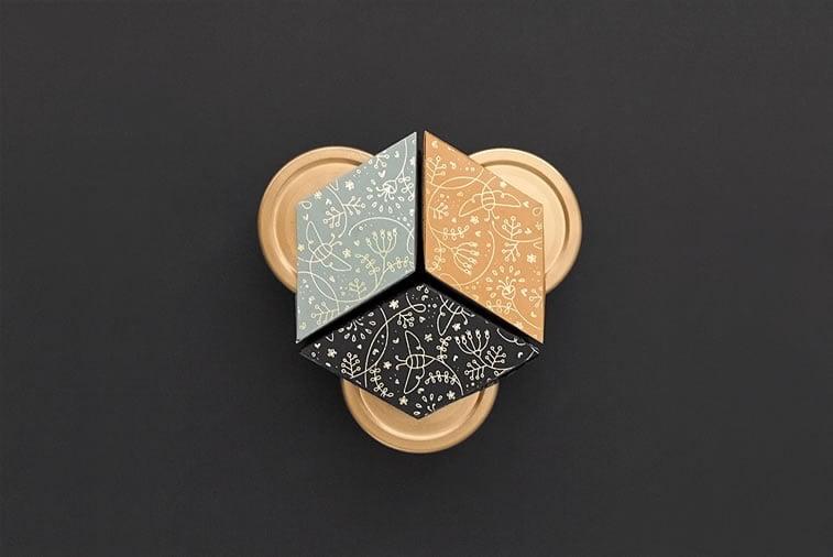 honey packaging design beautiful inspiration 23