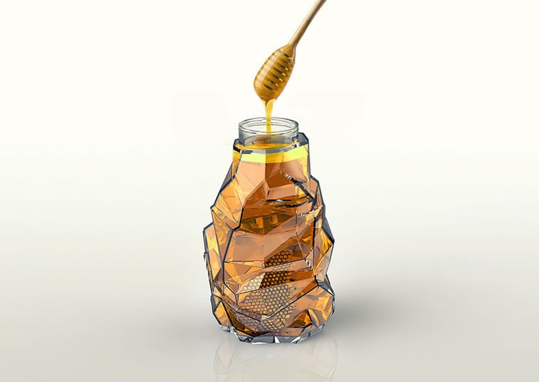 honey packaging design beautiful inspiration 25