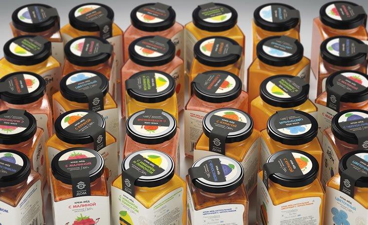 honey packaging design beautiful inspiration 26