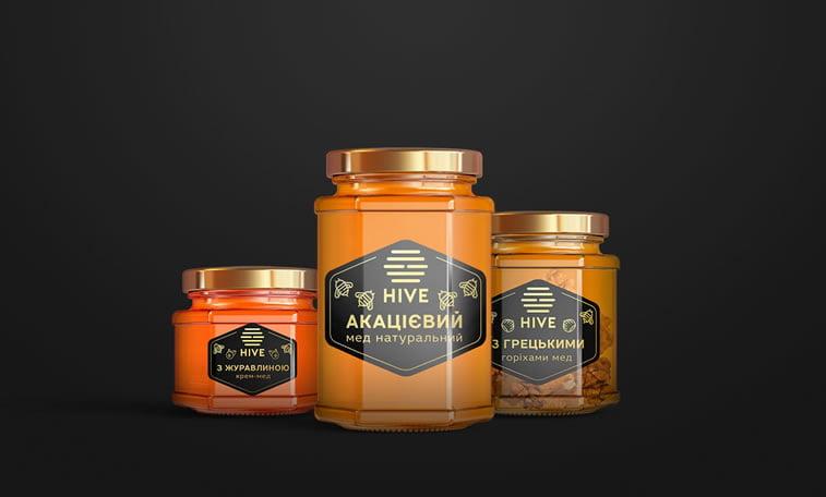 honey packaging design beautiful inspiration 33