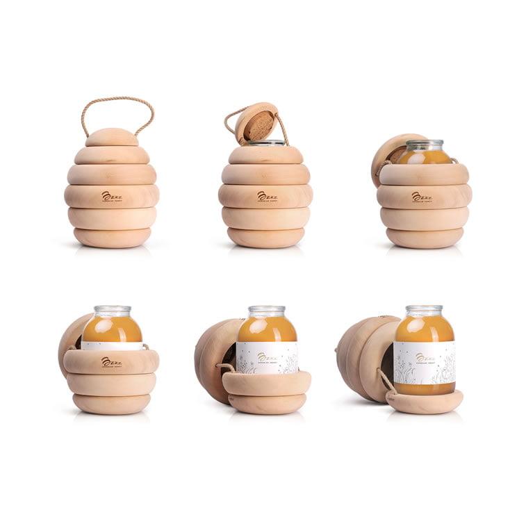 honey packaging design beautiful inspiration 34