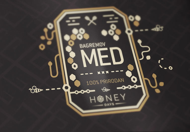 honey packaging design beautiful inspiration 36