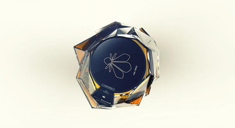 honey packaging design beautiful inspiration 7