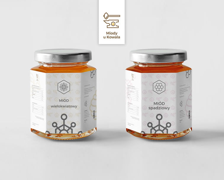 honey packaging design beautiful inspiration 9