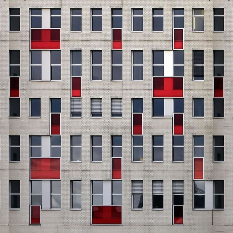 minimalist architectural photography of amsterdam macenzo 12