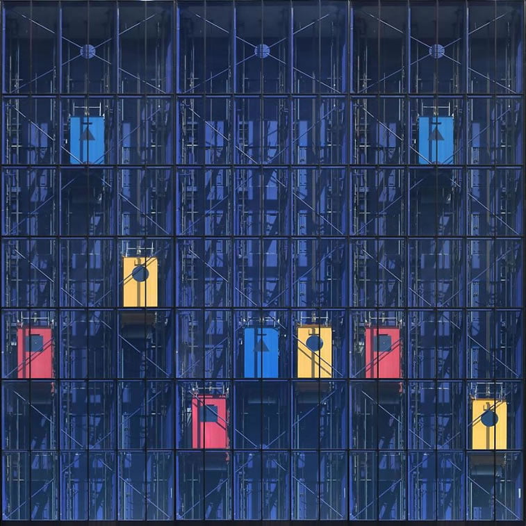 minimalist architectural photography of amsterdam macenzo 16