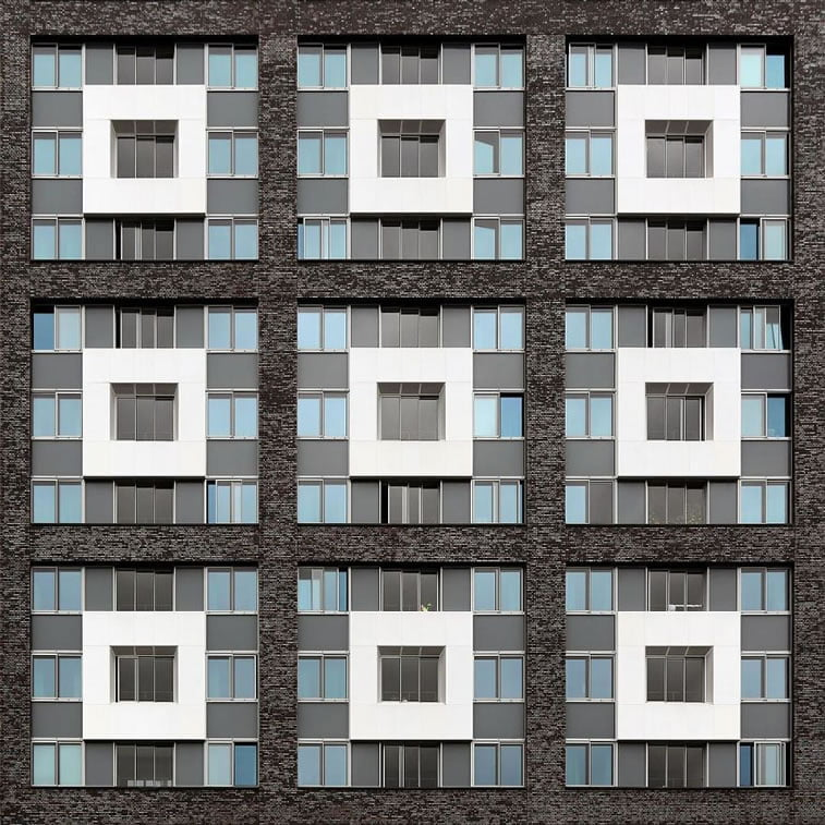 minimalist architectural photography of amsterdam macenzo 2