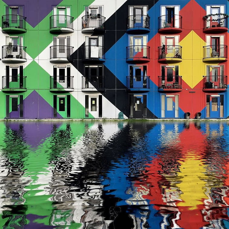 minimalist architectural photography of amsterdam macenzo 28