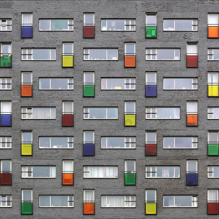 minimalist architectural photography of amsterdam macenzo 29
