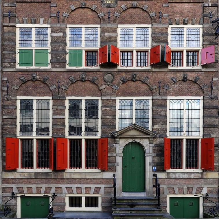 minimalist architectural photography of amsterdam macenzo 38