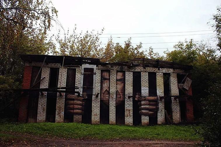 Oživljeni zidovi Nikite Nomerca 13