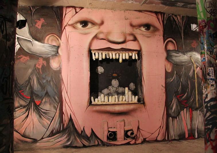 Oživljeni zidovi Nikite Nomerca 15