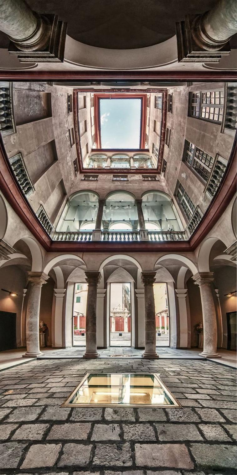 Unutrašnje panorame arhitektonskih zdanja 10