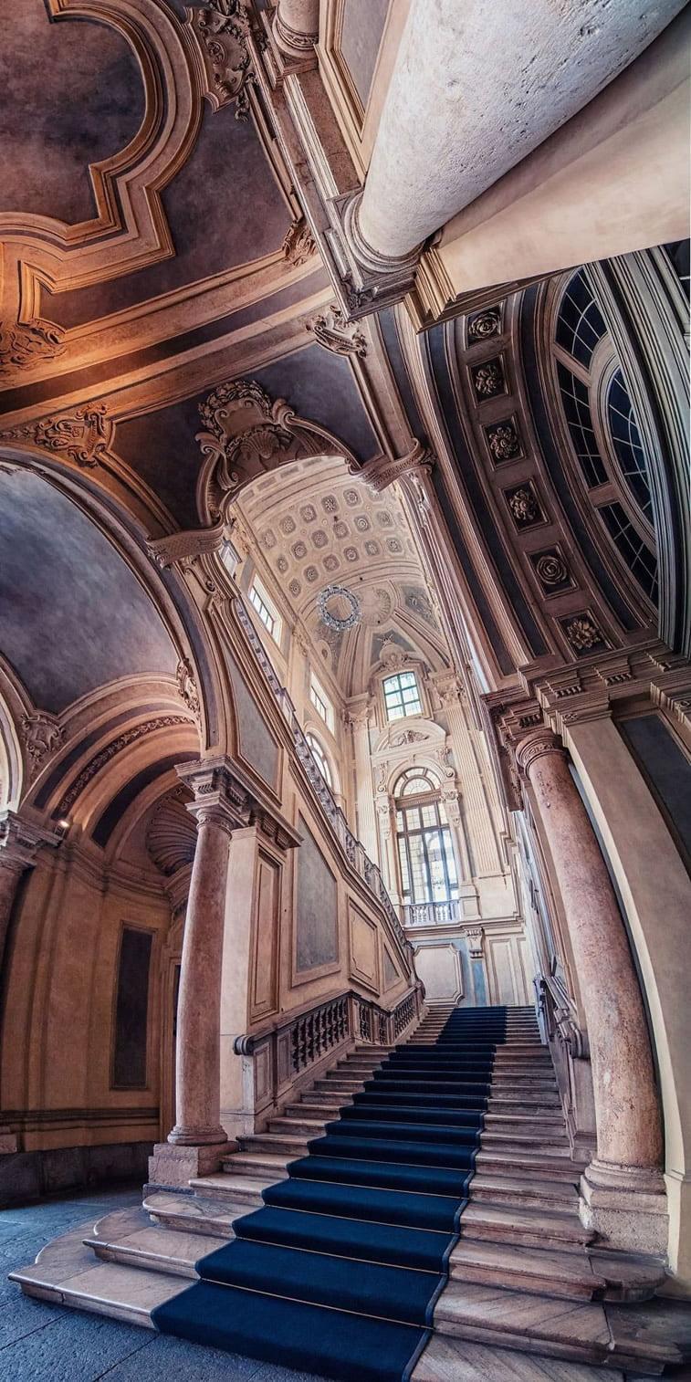 Unutrašnje panorame arhitektonskih zdanja 12