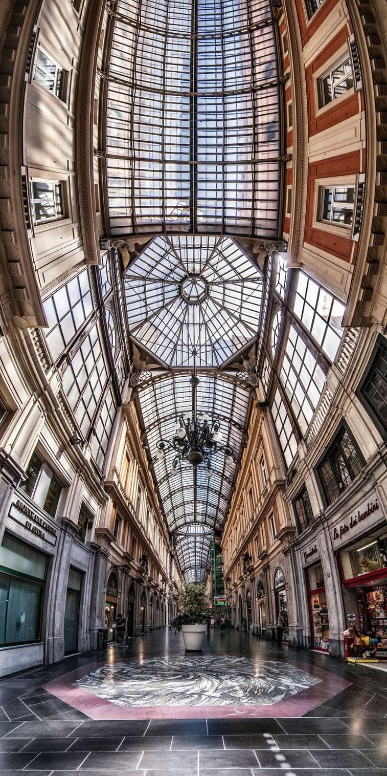 Unutrašnje panorame arhitektonskih zdanja 9
