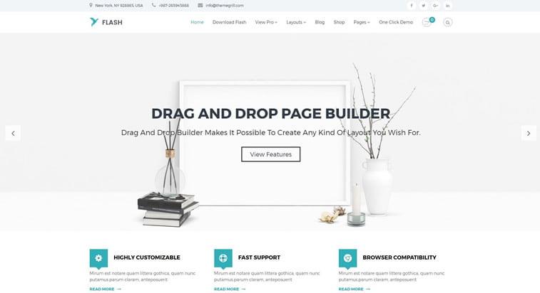 WooCommerce za početnike (2. deo): najbolje besplatne teme 5
