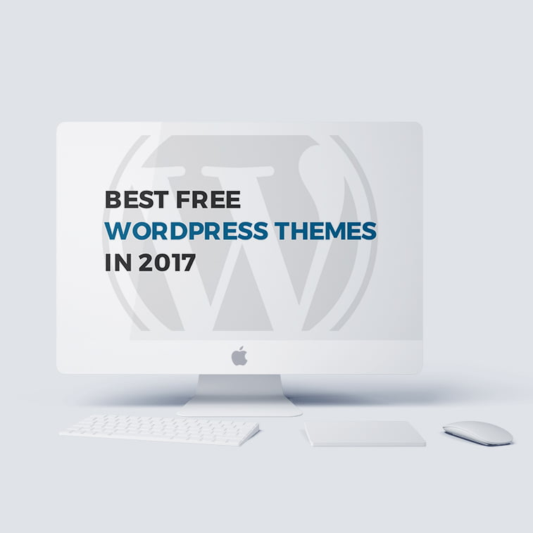 Best free WordPress themes in 2017