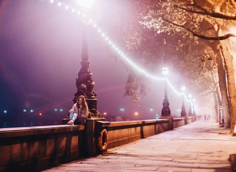 Fotografije zlatne jeseni Kristine Makejeve 10