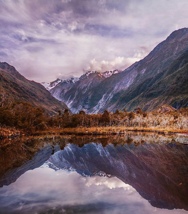 Fotografije zlatne jeseni Kristine Makejeve 20