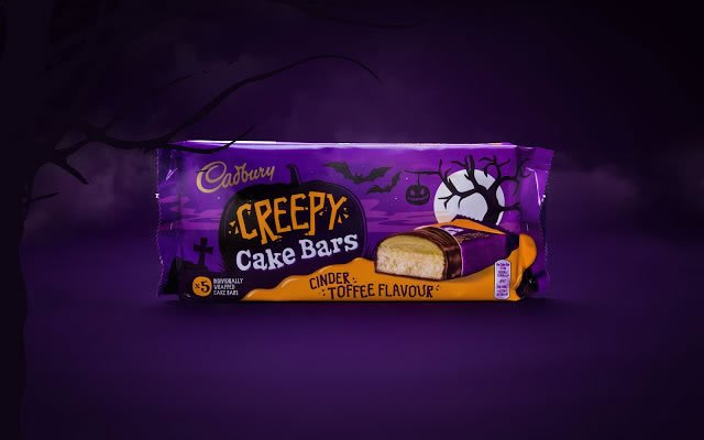 halloween packaging cadbury 2