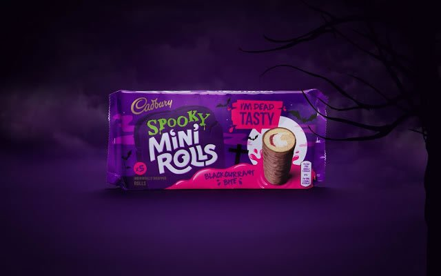 halloween packaging cadbury 3